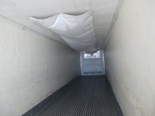 remolque caja refrigerada 53' gran danes 2005  thermo king