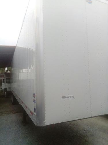 remolque caja seca 2014, 40 pies utility, aire exc. cond.