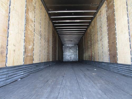 remolque caja seca 53' fruehauf 2001 suspension de aire