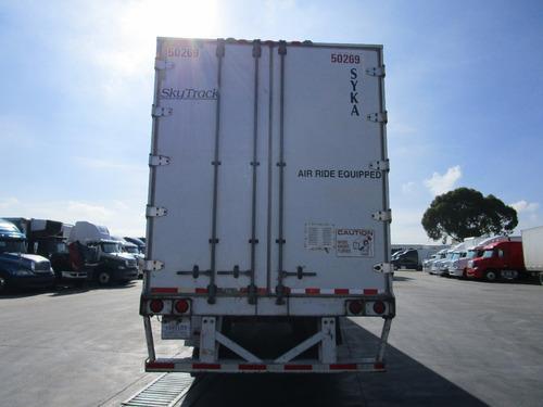remolque caja seca 53´ gran danes 2004 suspension aire
