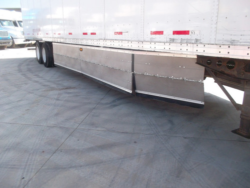 remolque caja seca 53´ wabash 2007 suspension aire