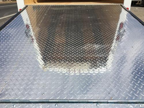remolque caja seca de aluminio, motos, rzrs, cuatrimotos