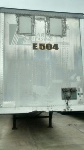 remolque caja seca en venta o renta de 53 pies