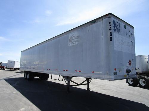 remolque caja seca gran danes 53´ importada 2000 sus. aire