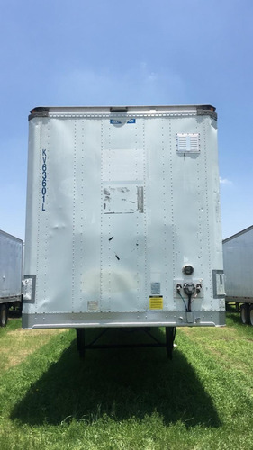 remolque caja seca stoughton 53' 2006 suspension de aire