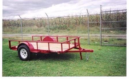remolque cama baja 1500kg raiser,can am, motos, carga gral.
