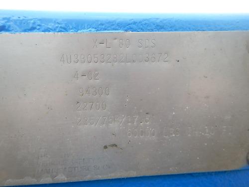 remolque cama baja 2002 specialized 53x102 gm106745