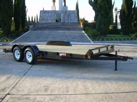 remolque cama baja 3000 kg autos,camionetas,motos, carhauler