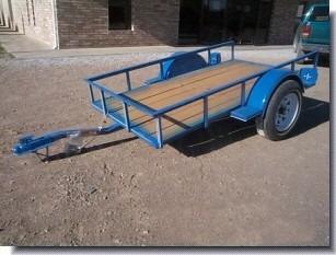 remolque cama baja 500 kg, publicidad,motos,carga gral.