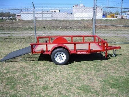 remolque cama baja 800 kg cuatrimotos,motos carga gral