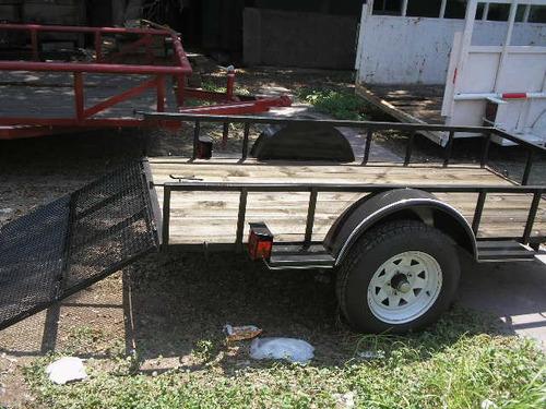 remolque cama baja economico cuatrimotos camionetas mex