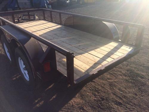remolque cama baja modelo cb5012m30t