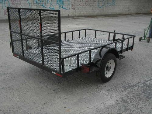 remolque cama baja rampa cuatrimotos camionetas trailamex 17