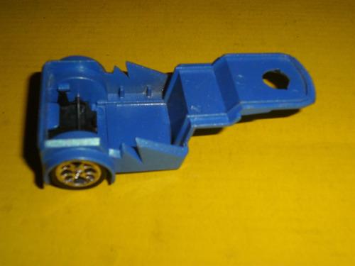 remolque camion metal hot wheels miniatura modelismo