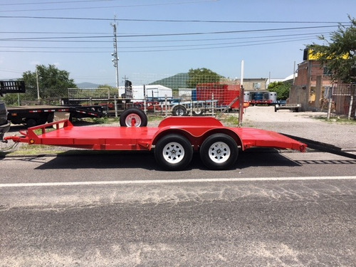 remolque car hauler 3 ton, transportador, autos y camionetas