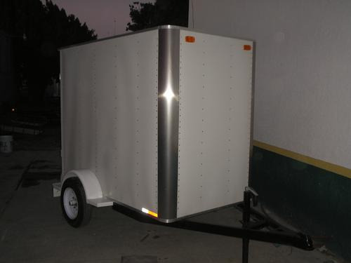 remolque cerrado pintro motos camiones camionetas mex 18