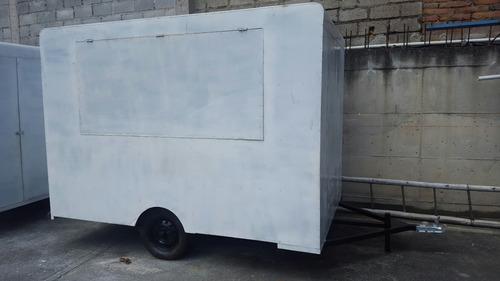 remolque comida food trailer nuevo