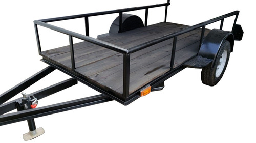remolque de acero reforzado para 1.5 toneladas 3.05m nuevo