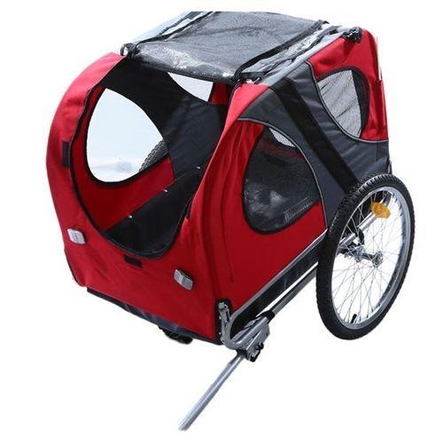 remolque de bicicleta para mascotas