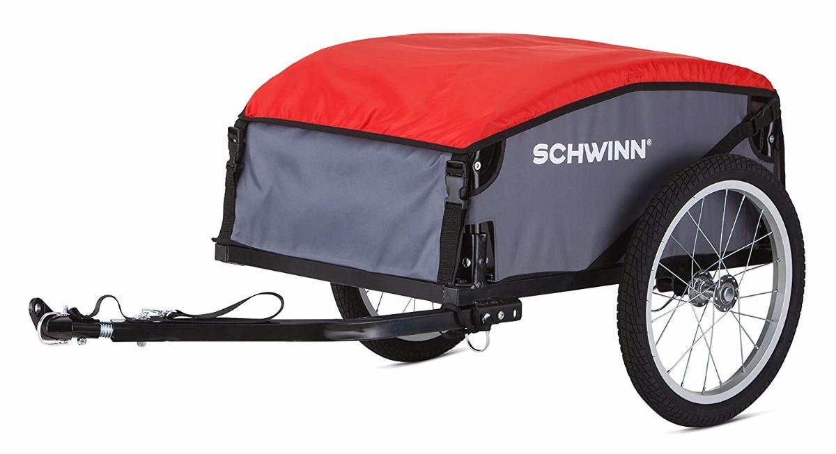Remolque De Carga Para Bicicleta Schwinn - $ 2,899.00 en Mercado Libre