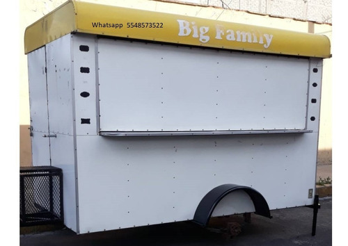 remolque equipado para comida inicia tu propio negocio!!!