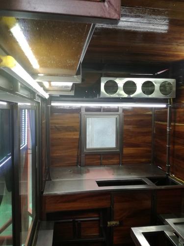 remolque food truck