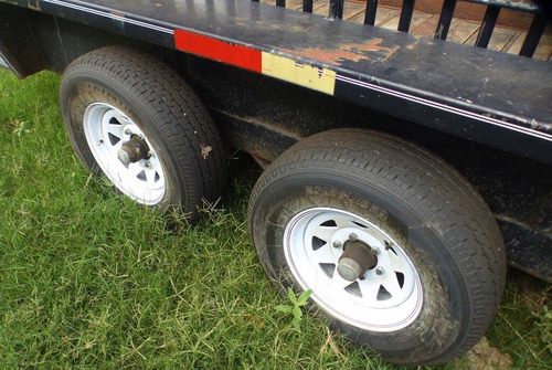 remolque ganadero ww trailer manufacturers 2001