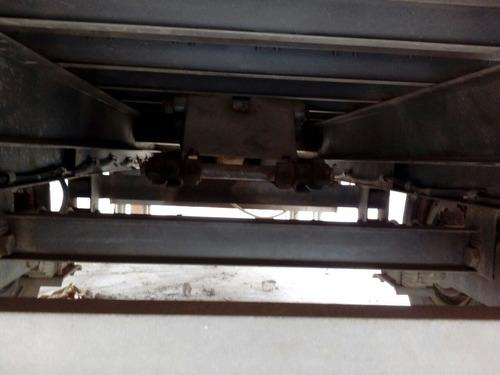 remolque hidráulico 2008 10tons. super-reforzado precio neto