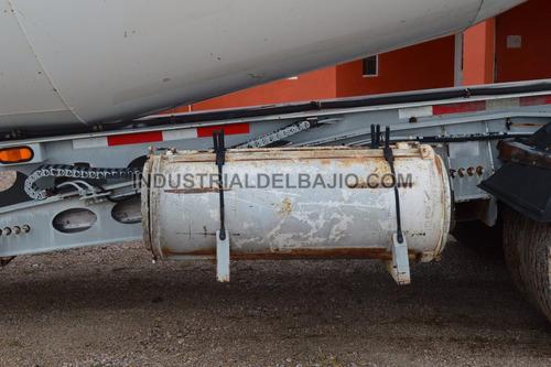 remolque hormigonera revolvedora de concreto mcnelius 2005