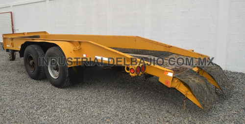 remolque jalon dona caltrans trailer case caterpillar