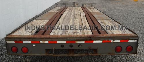 remolque jalon dona pj trailer 2002 holden atoka case