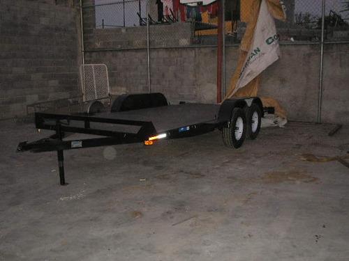 remolque multiusos car hauler camionetas camiones mex 17