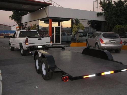 remolque multiusos car hauler camionetas camiones ver 19