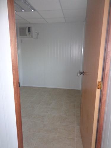 remolque nuevo oficina movil, camper, cabina,8 mts caseta