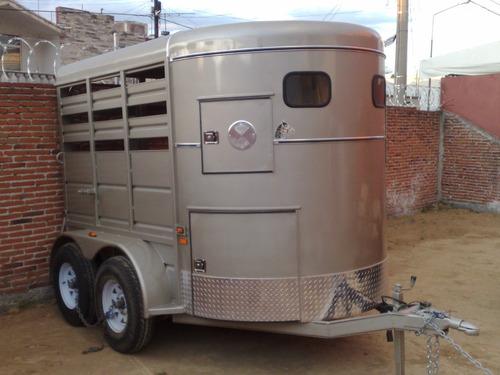 remolque para caballos semilujo (2)