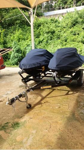 remolque para motos acuáticas, lanchas, sea doo, yamaha