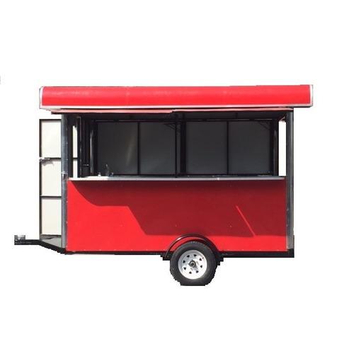 remolque para venta de alimentos 3x2 puesto comida tacos
