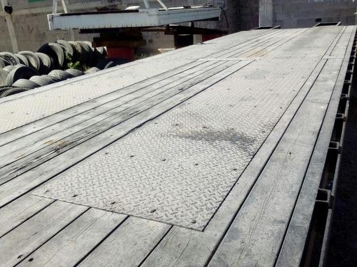 remolque plataforma