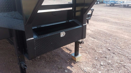 remolque plataforma modelo ca8030mc10tg