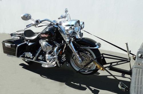 remolque portatil para motocicleta, uso de ciudad-nuevo