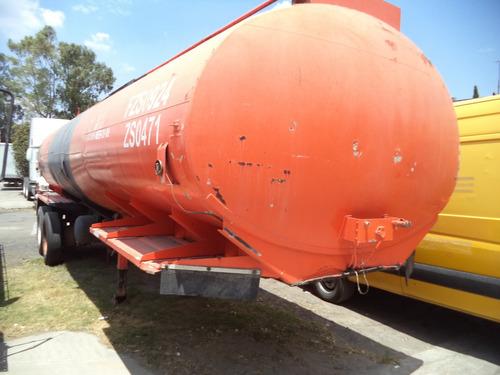 remolque tipo tanque de 30,000 litros