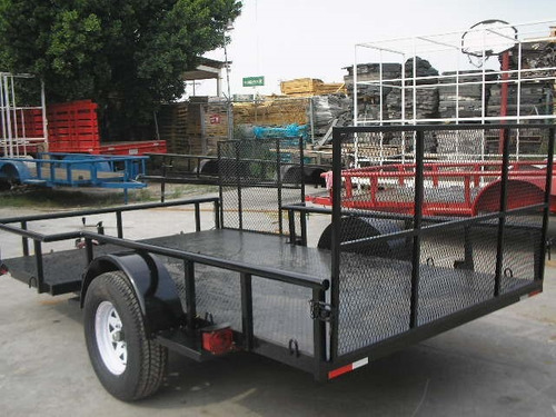 remolque traila 2 cuatrimotos camionetas t69129 ver 20