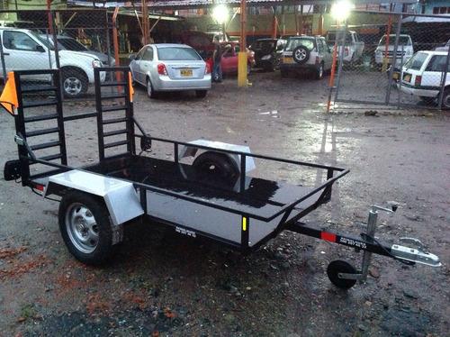 remolque trailer motos cuatrimotos nuevos usados de fabrica