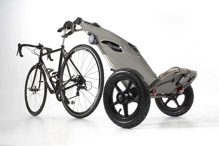 nueva colección entrega gratis nueva colección Remolque, Tráiler Para Bicicletas. Travoy Burley. Accesorios