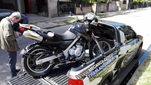 remolque traslado de motos, grua de motos agendanos!!!