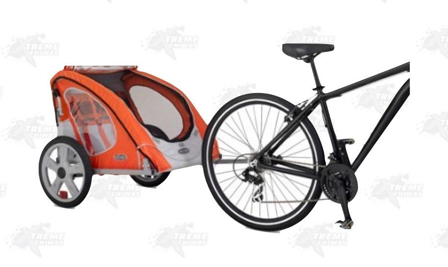 Remolque Universal Para Bicicleta Instep Xtreme C - $ 4,599.00 en ...