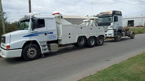 remolque y  auxilio  de  vehículos pesados a todo el país