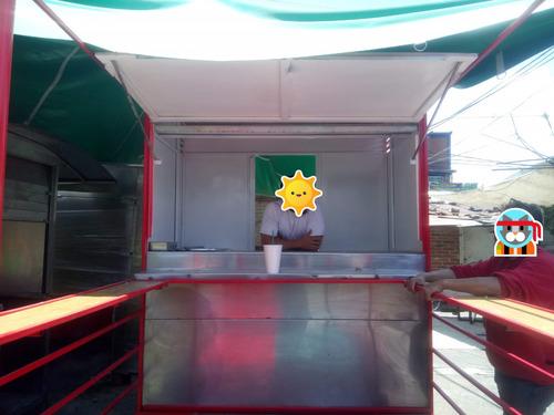 remolque/food truck