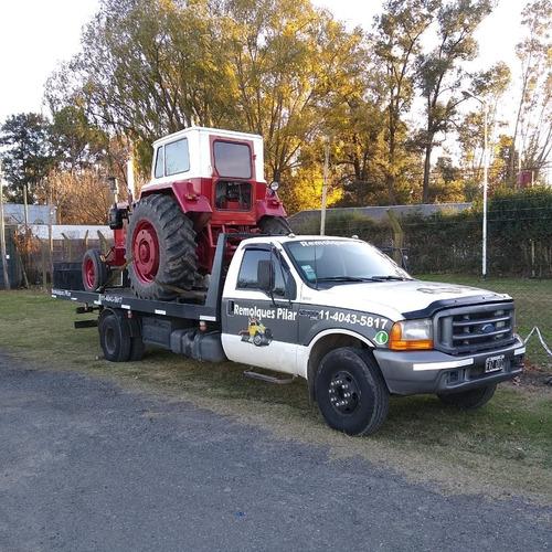 remolques. auxilio mecánico. grua. camión plancha. transport
