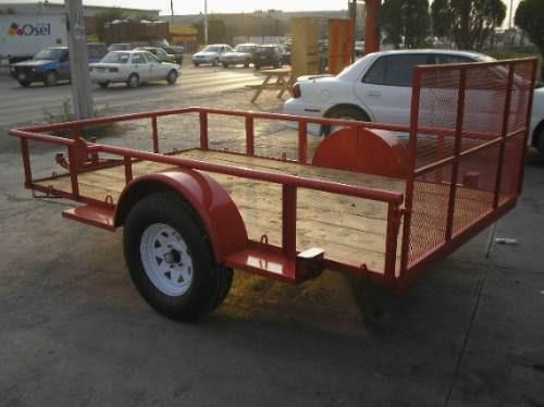 remolques cuatrimotos rhino cuatrimoto rzr camioneta rampa17